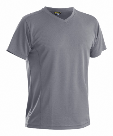 Blaklader 3323 Pique UV Protection T Shirt (Grey)